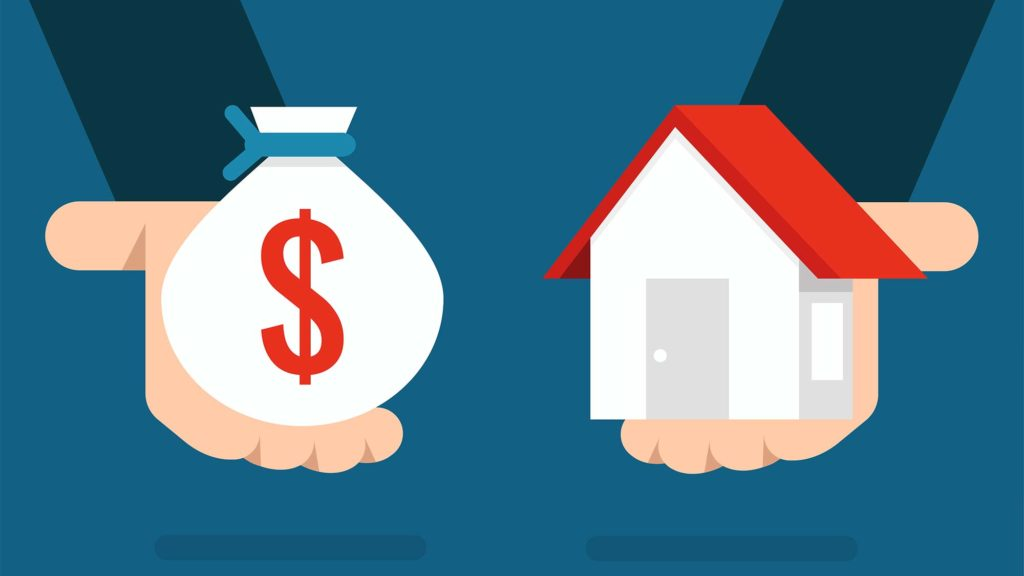 How much should you put down when buying a home?